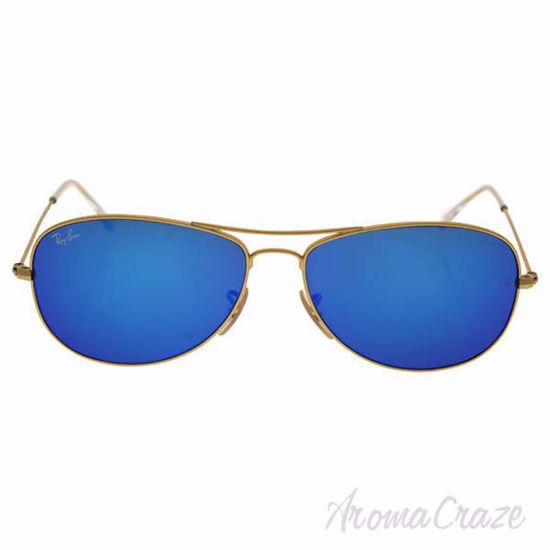 Ray Ban RB 3362 112/17 Cockpit - Gold/Blue Flash by Ray Ban