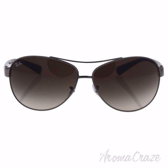 Ray Ban RB 3386 004/13 - Gunmetal/Black/Brown Gradient by Ra