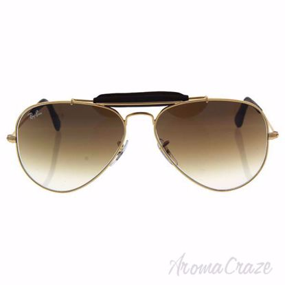 Ray Ban RB 3422Q 001/51 - Gold/Light Brown Gradient by Ray B