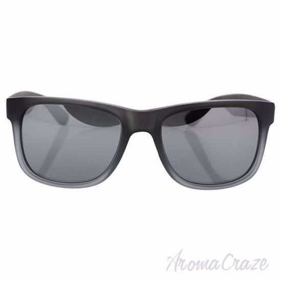 Picture of Ray Ban RB 4165 852/88 Justin - Grey/Silver Gradient by Ray Ban for Unisex - 51-16-145 mm Sunglasses