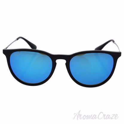 Ray Ban RB 4171 601/55 Erika - Black/Blue by Ray Ban for Uni