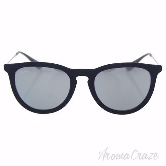 Picture of Ray Ban RB 4171 6075/6G Erika - Black/Grey by Ray Ban for Unisex - 54-18-145 mm Sunglasses