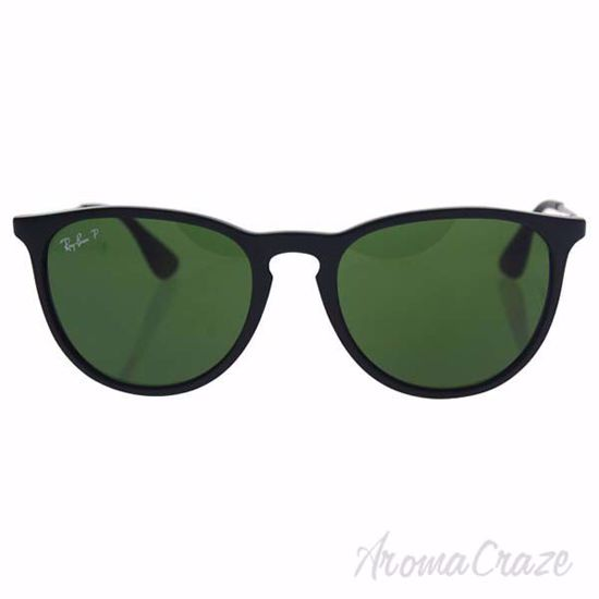 Ray Ban RB 4171 Erika 601/2P - Black/Green Polarized by Ray