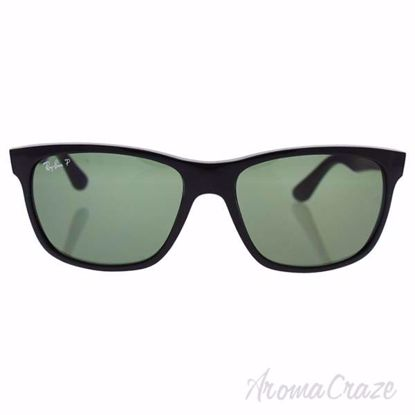 Ray Ban RB 4181 601/9A - Black/Green Classic Polarized by Ra