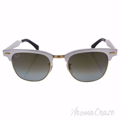 Ray Ban RB 3507 137/9J - Silver/Green Gradient Flash by Ray