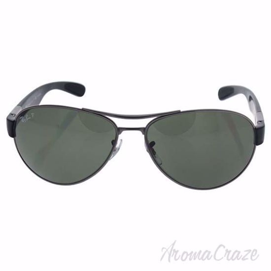 Ray Ban RB 3509 004/9A - Gunmetal/Black/Green Classic Polari