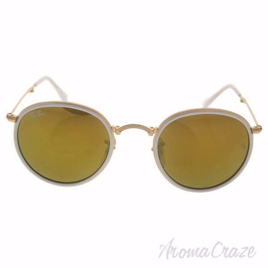 Ray Ban RB 3517 011/93 - Gold/Brown Gold by Ray Ban for Unis