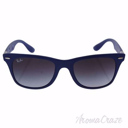 Ray Ban RB 4195 6015/8G Litforce - Blue/Grey Gradient by Ray