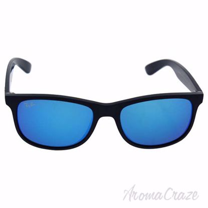 Ray Ban RB 4202 6153/55 Andi - Blue/Blue Mirror by Ray Ban f