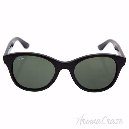 Ray Ban RB 4203 601 - Black/Green Classic by Ray Ban for Wom