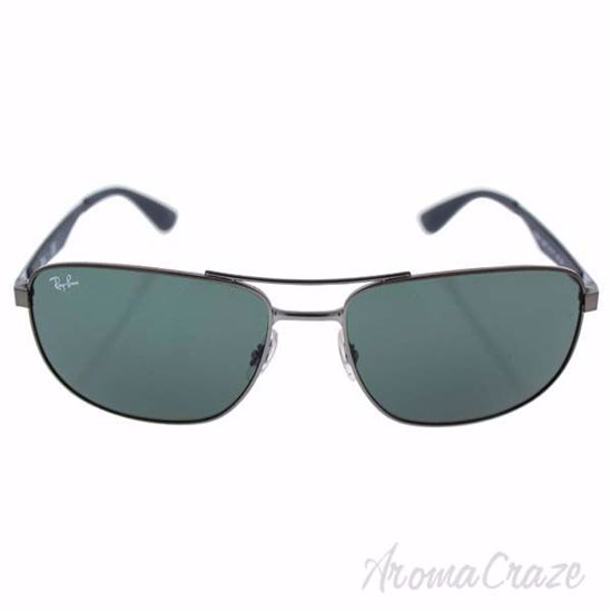 Ray Ban RB 3528 029/71 - Gunmetal/Green Classic by Ray Ban f
