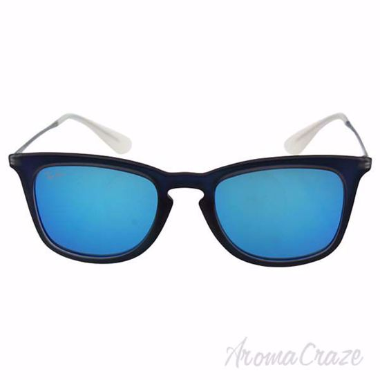 Ray Ban RB 4221 6170/55 - Blue Gunmetal/Blue by Ray Ban for