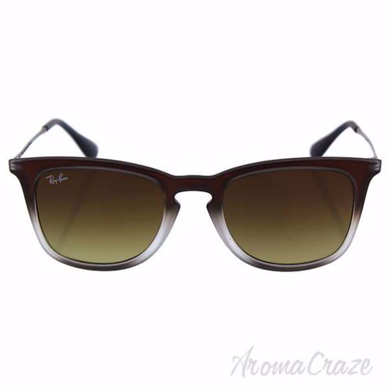 Ray Ban RB 4221 6224/13 - Brown/Brown Gradient by Ray Ban fo