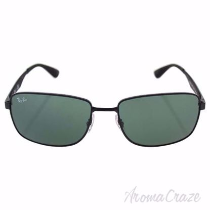 Ray Ban RB 3529 006/71 - Black/Green Classic by Ray Ban for