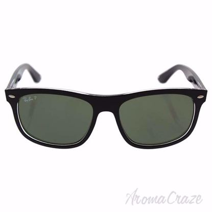 Ray Ban RB 4222 6052/9A - Black/Green Classic Polarized by R