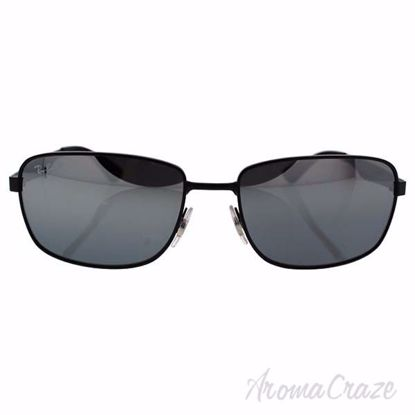 Ray Ban RB 3529 006/82 - Black/Silver Polarized by Ray Ban f