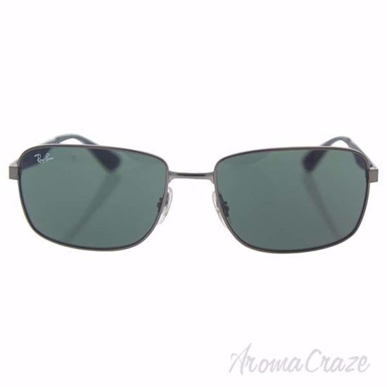 Ray Ban RB 3529 029/71 - Gunmetal/Green by Ray Ban for Men -