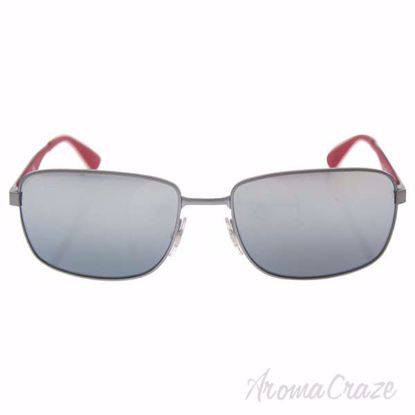 Picture of Ray Ban RB 3529 029/88 - Gunmetal/Grey Gradient by Ray Ban for Men - 58-17-145 mm Sunglasses