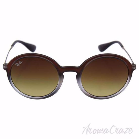 Ray Ban RB 4222 6224/13 - Brown/Brown Gradient by Ray Ban fo