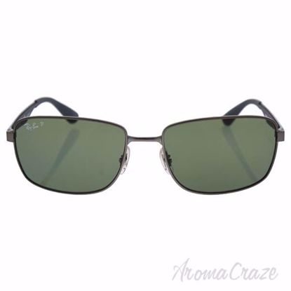 Ray Ban RB 3529 029/9A - Gunmetal/Green Classic Polarized by