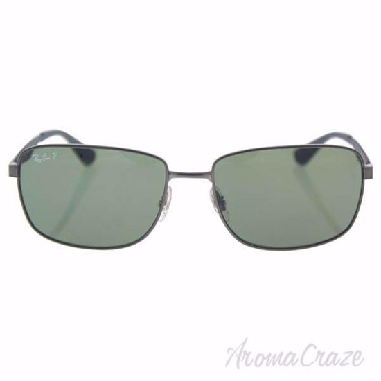 Ray Ban RB 3529 029/9A - Gunmetal/Green Polarized by Ray Ban