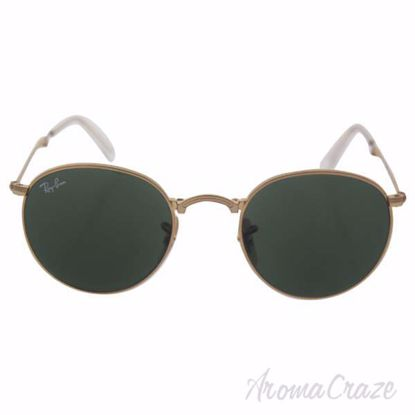 Ray Ban RB 3532 001 - Gold/Green Classic by Ray Ban for Unis