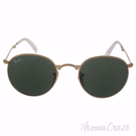 Picture of Ray Ban RB 3532 001 - Gold/Green Classic by Ray Ban for Unisex - 47-20-140 mm Sunglasses