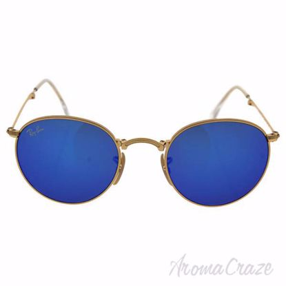 Ray Ban RB 3532 001/68 - Gold/Blue by Ray Ban for Men - 47-2