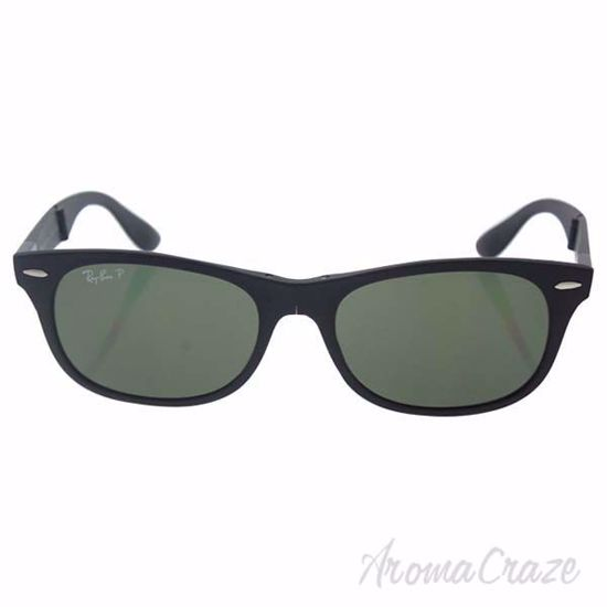 Ray Ban RB 4223 601-S/9A - Matte Black/Green Polarized by Ra