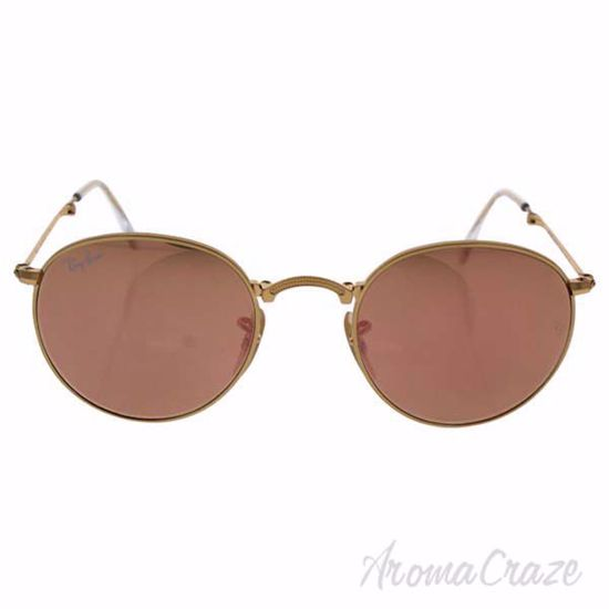Picture of Ray Ban RB 3532 001/Z2 - Gold/Gopper Flash by Ray Ban for Unisex - 47-20-140 mm Sunglasses