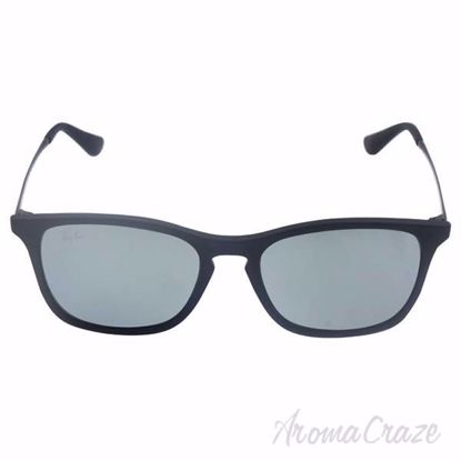Ray Ban RJ 9061S 7005/30 - Rubber Black/Green Silver by Ray