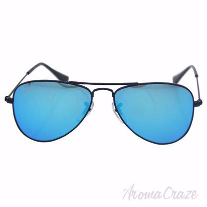 Ray Ban RJ 9506S 201/55 - Black/Blue by Ray Ban for Kids - 5