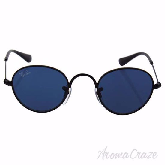 Ray Ban RJ 9537S 201/80 - Matte Black/Blue by Ray Ban for Ki