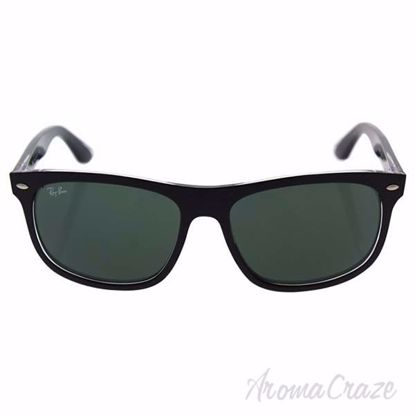 Ray Ban RB 4226 6052/71 - Black/Green by Ray Ban for Men - 5