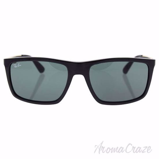 Ray Ban RB 4228 6227/71 - Black Gold/Green Classic by Ray Ba