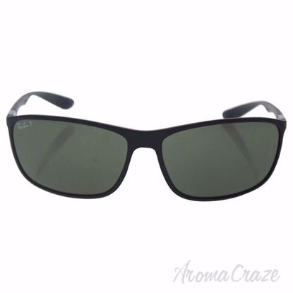 Ray Ban RB 4231 601-S/9A - Black/Green Polarized by Ray Ban