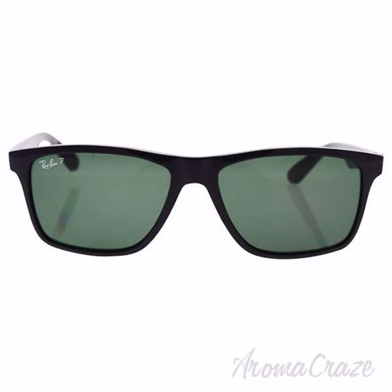 Ray Ban RB 4234 601/9A - Black/Green Classic G-15 Polarized