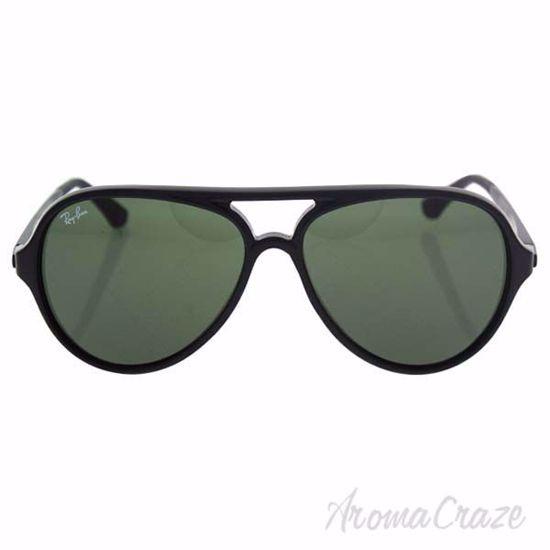 Ray Ban RB 4235 601 - Black/Green Classic by Ray Ban for Uni