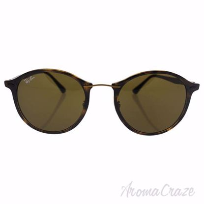 Ray Ban RB 4242 710/73 LightRay - Tortoise Brown/ Brown by R