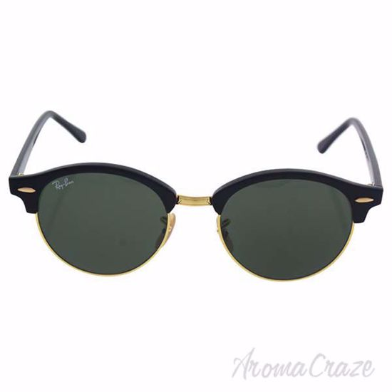 Ray Ban RB 4246 901 - Black/Green by Ray Ban for Unisex - 51