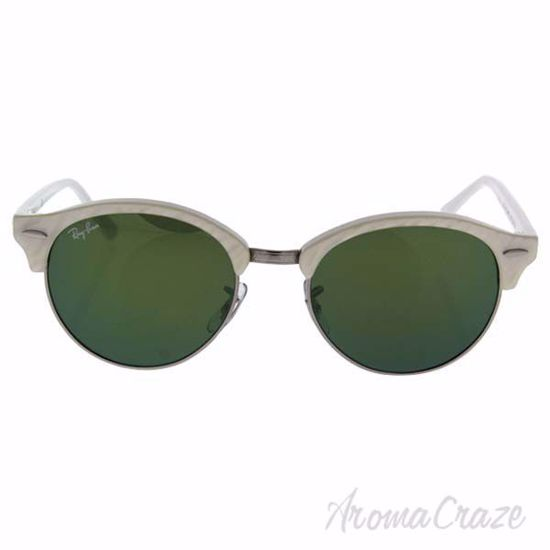 Ray Ban RB 4246 988/2X - White/Green by Ray Ban for Unisex -