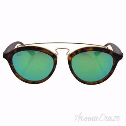 Ray Ban RB 4257 6092/3R Small - Tortoise/Green by Ray Ban fo