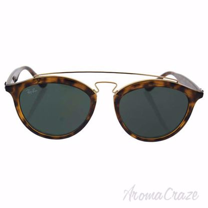 Ray Ban RB 4257 710/71 - Tortoise/Green Classic by Ray Ban f