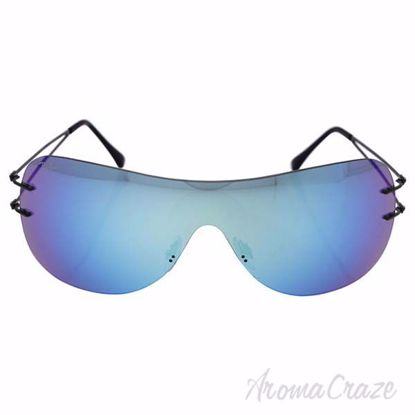 Ray Ban RB 8057 004/55 - Gunmetal/Blue by Ray Ban for Unisex