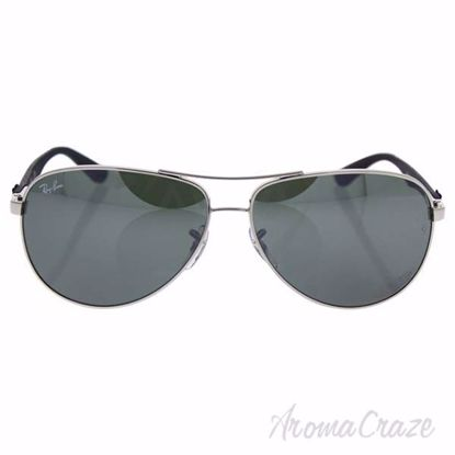 Ray Ban RB 8313 003/40 - Silver/Silver by Ray Ban for Men -