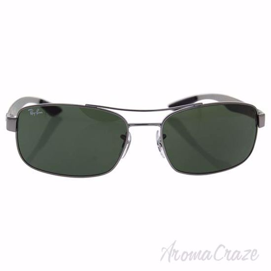 Ray Ban RB 8316 004 - Glunmental Black/Green Classic by Ray