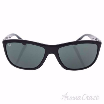Ray Ban RB 8351 6219/71 - Black Grey/Green Classic by Ray Ba
