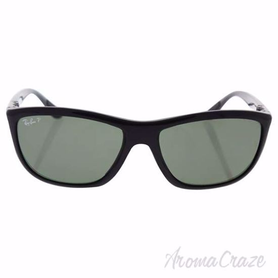 Ray Ban RB 8351 6219/9A - Black Grey/Green Classic Polarized