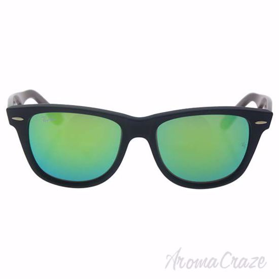 Ray Ban RB Wayfarer 2140 1175/19 - Black Green Brown/Green F
