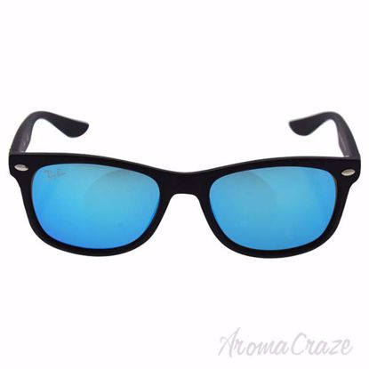 Ray Ban RJ 9052S 100S/55 - Black/Blue by Ray Ban for Kids -
